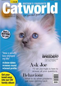 Catworld Issue 396