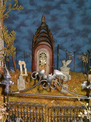 Graveyard -3