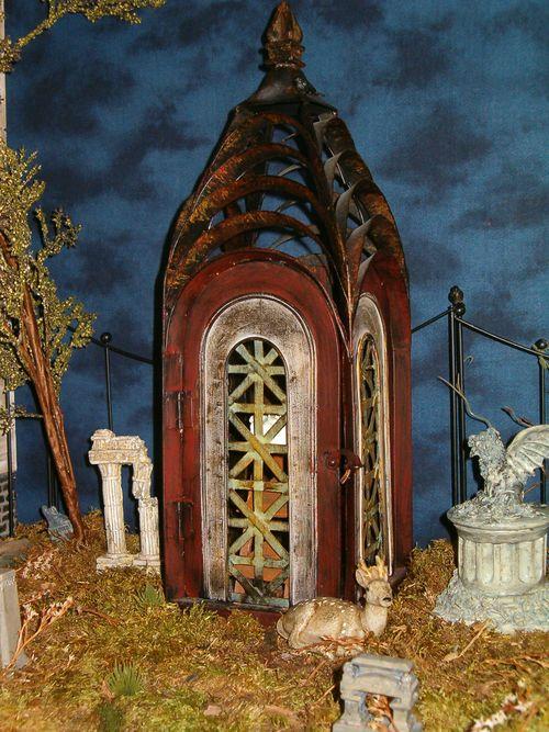 Graveyard Monument - A1
