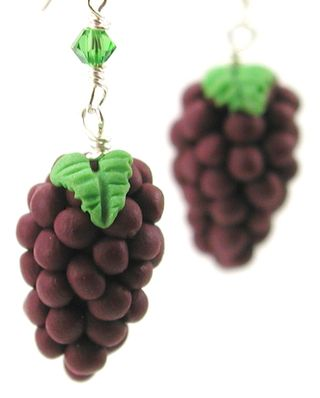 5-02-JSP-Grape earrings